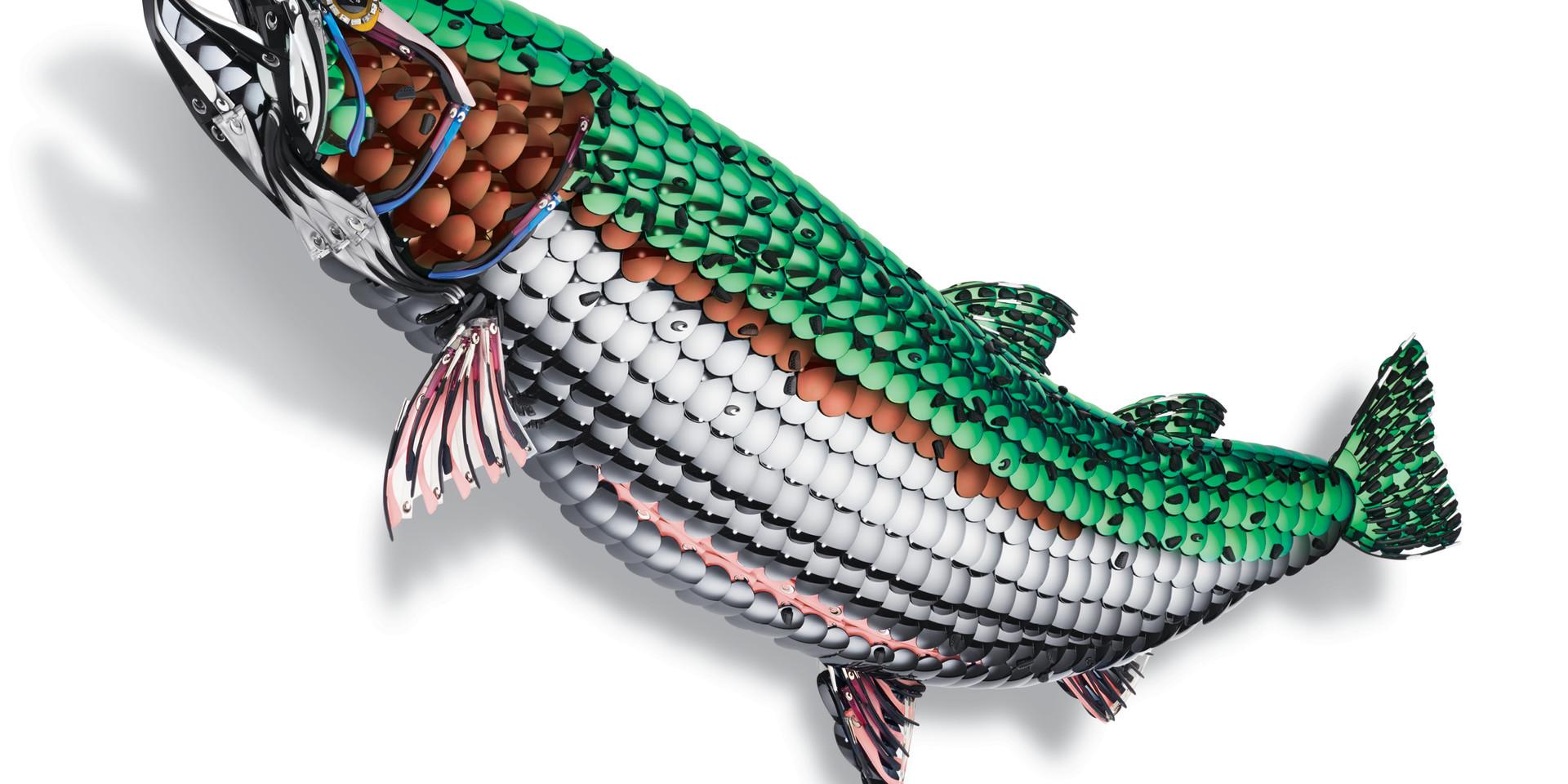 Costa Del Mar - Steelhead Bass