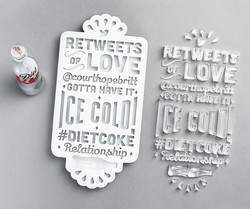 DIET COKE - RETWEETS
