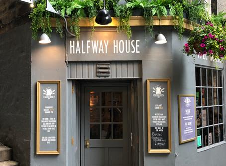 Artificial Outdoor Plants for an Edinburgh Pub Exterior