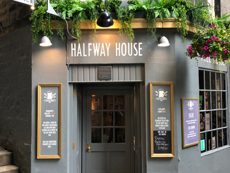 Artificial Outdoor Plants for an Edinburgh Pub Exterior
