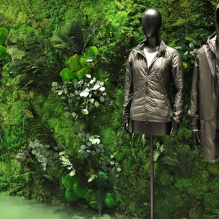 Preserved Moss Forest Foliage Green Wall