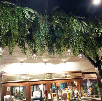 Artificial Trailing Plants