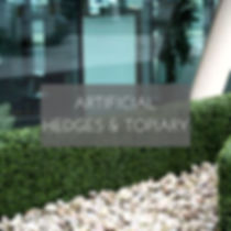 Artificial Hedges Manufacturer. Artificial topiary suppliers.
