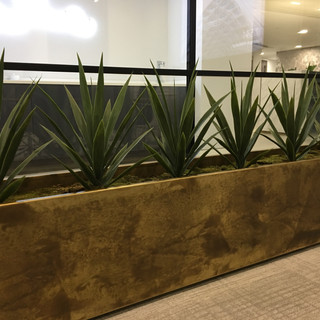 Artificial Plant Displays For Offices