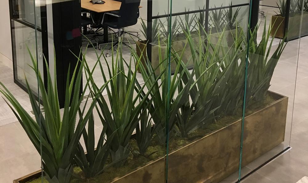 Artificial Office Plants By Arti Green Ltd