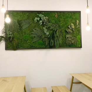 Moss wall frame for office interiors.jpg