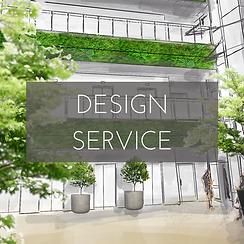 Interior Landscaping Biophilic Design Service