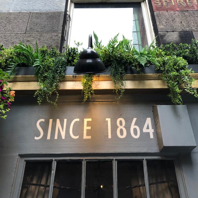 Exterior Artificial Plants For Pubs & Restaurants