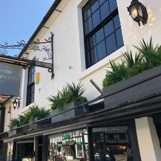 Artificial Plant Troughs For Pubs and Re