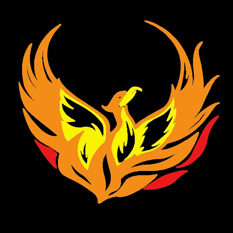 iRoc Omega Blazing Phoenix