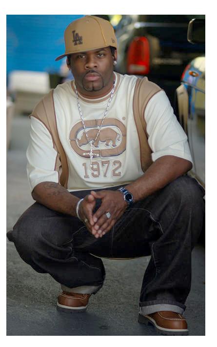 Rap Artist iRoc Omega