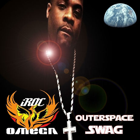 iRoc Omega - Outerspace Swag (single)
