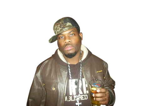 iRoc Omega in the club getting tipsy...