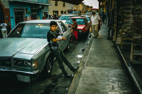 The Streets of Mexico