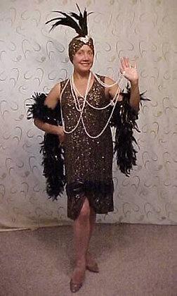 Chicago Flapper Dress
