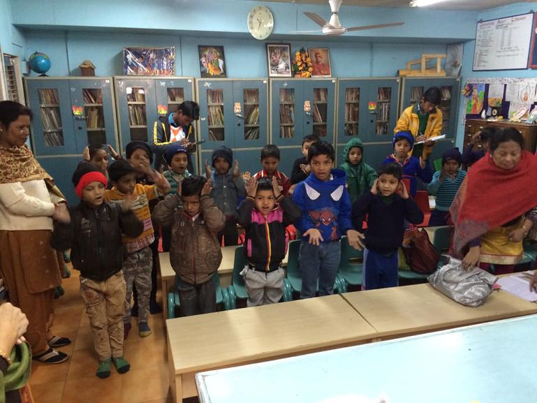 Project 1. Children's Education