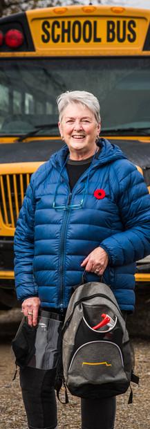 Barb M., Bus Driver