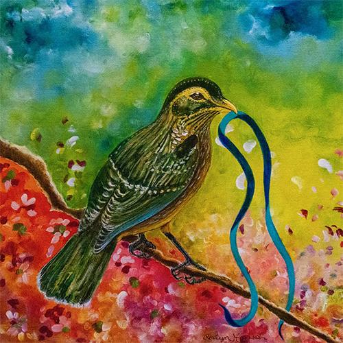 Roslyn Harrush Original Art
