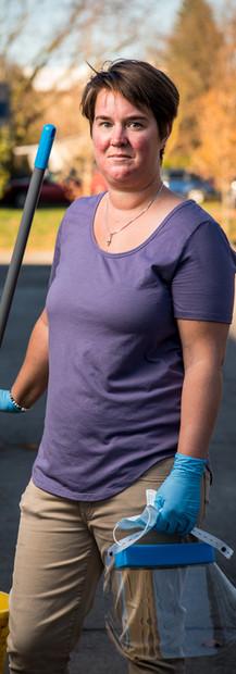 Sarah S., Custodian