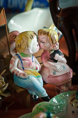 quiet kiss