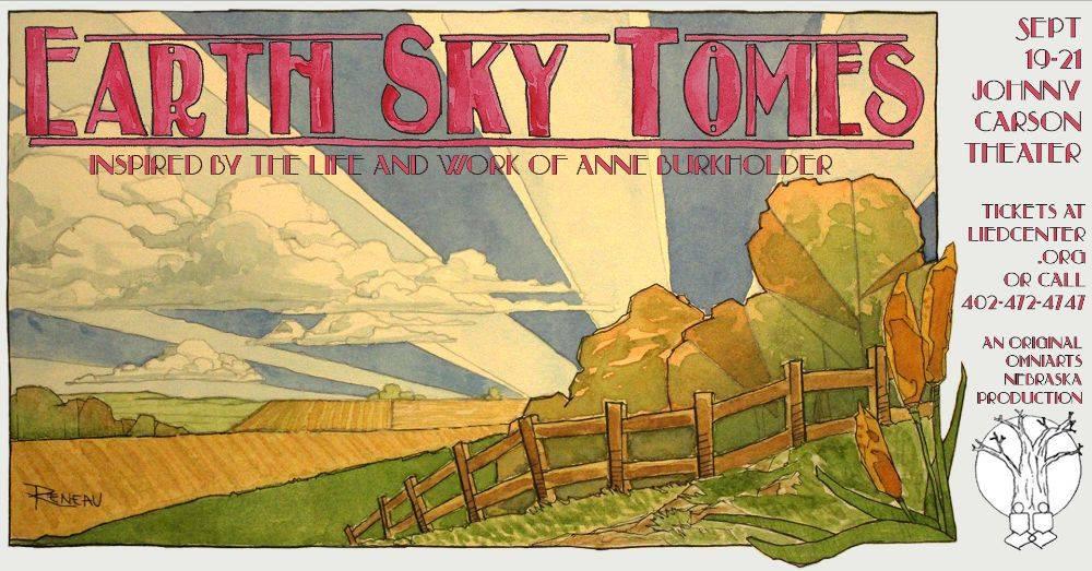 Earth Sky Tomes - Season 8