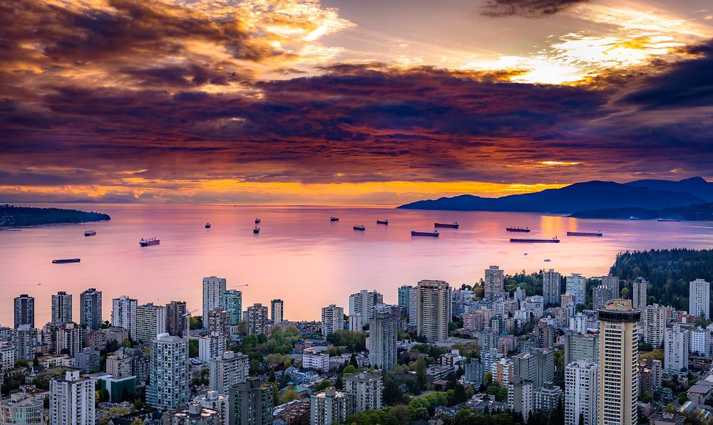 Vancouver Kanada Dayo Coco