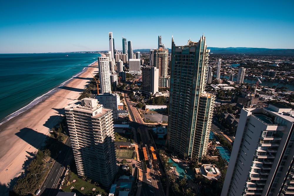 Surfers Paradies Gold Coast Australien