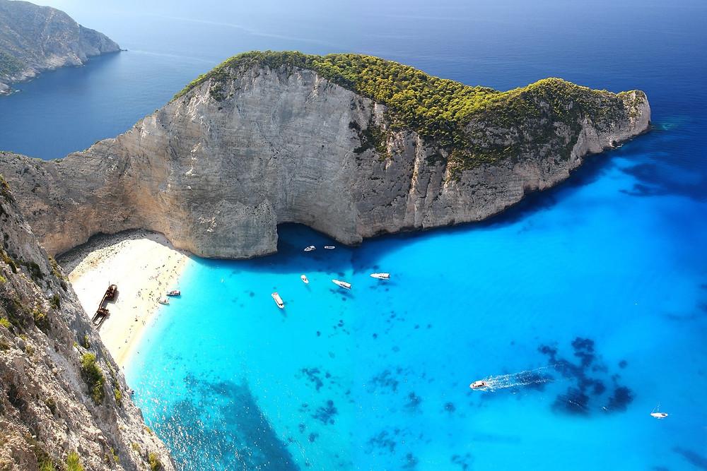 Griechenland Meer Dayo Coco