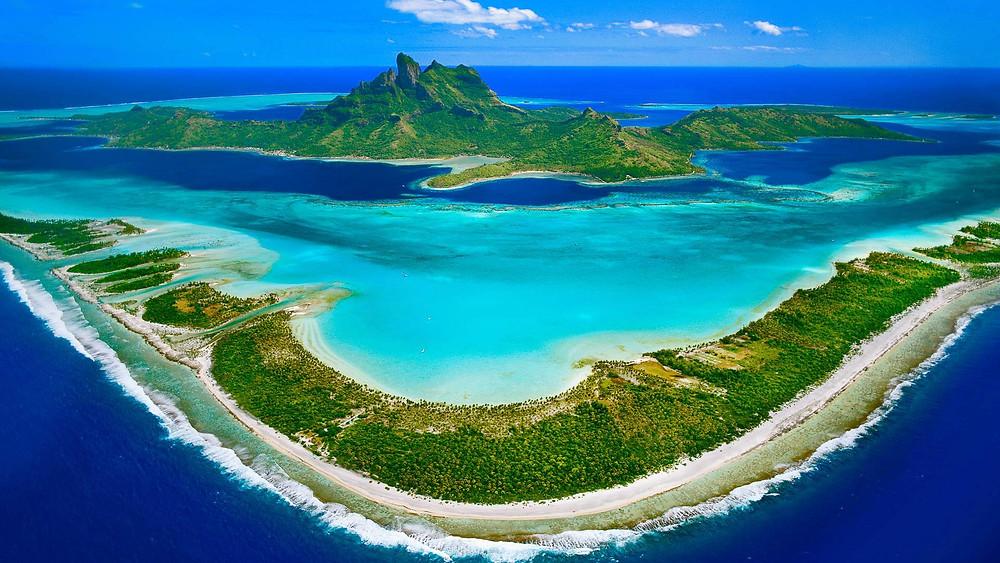 Tauchrevier Bora Bora in Französisch Polynesien