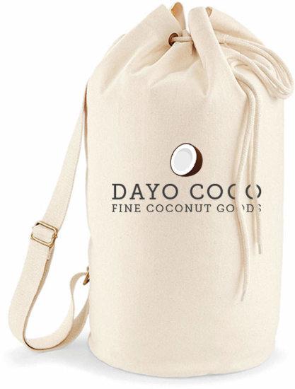 DAYO COCO Organic Beach Bag