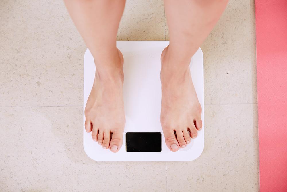 Gewichtsverlust durch vegane Ernährung