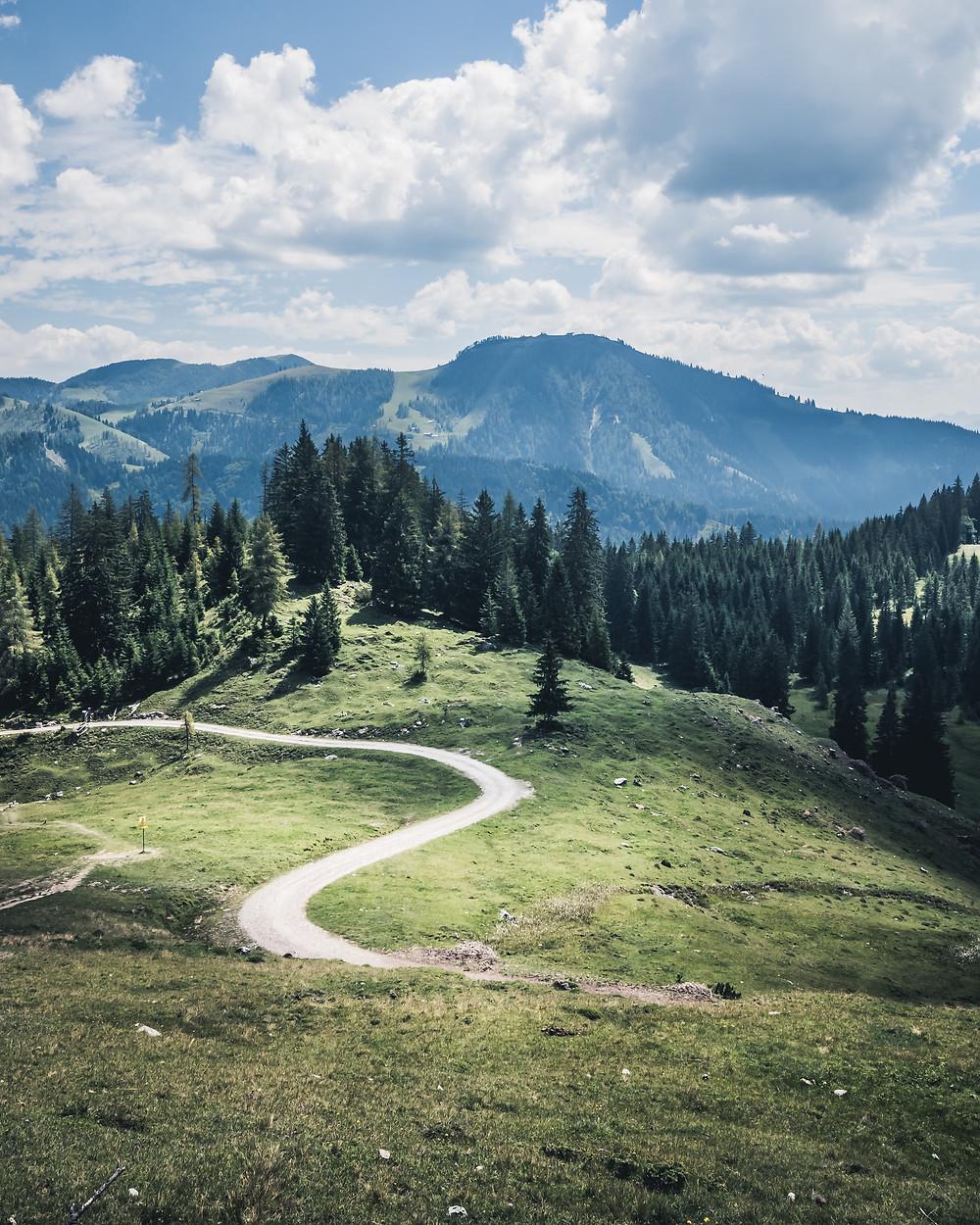 E5 Wanderung über die Alpen nach Meran