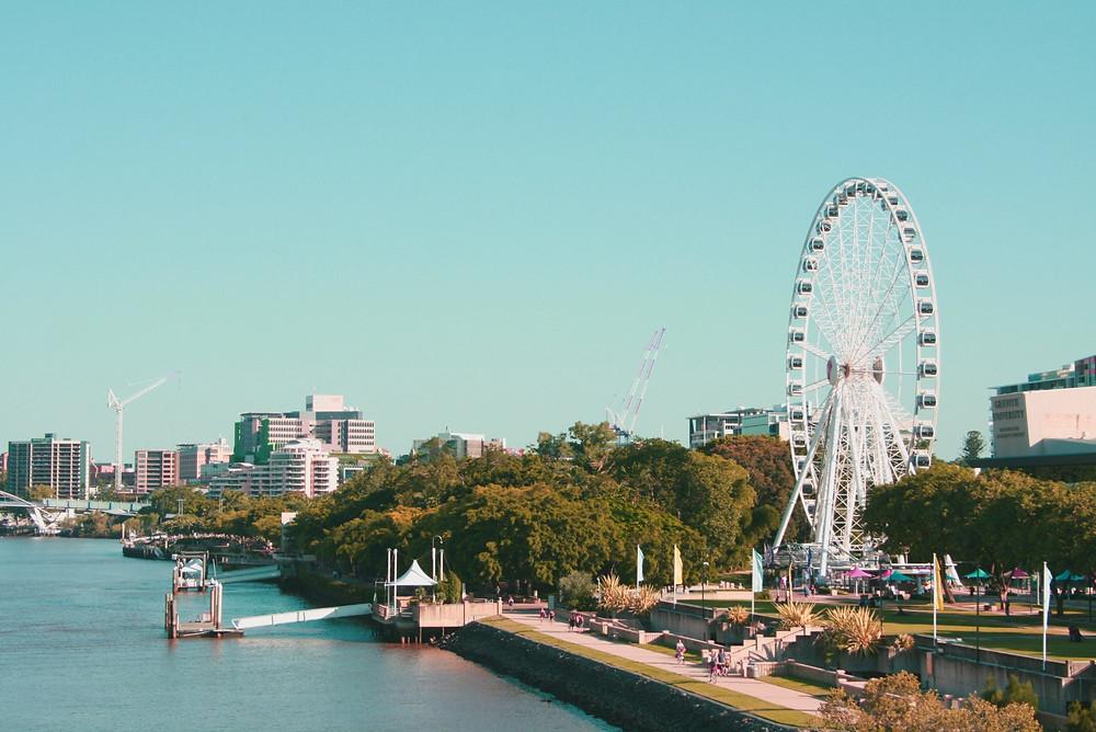Brisbane Ostküste Australien