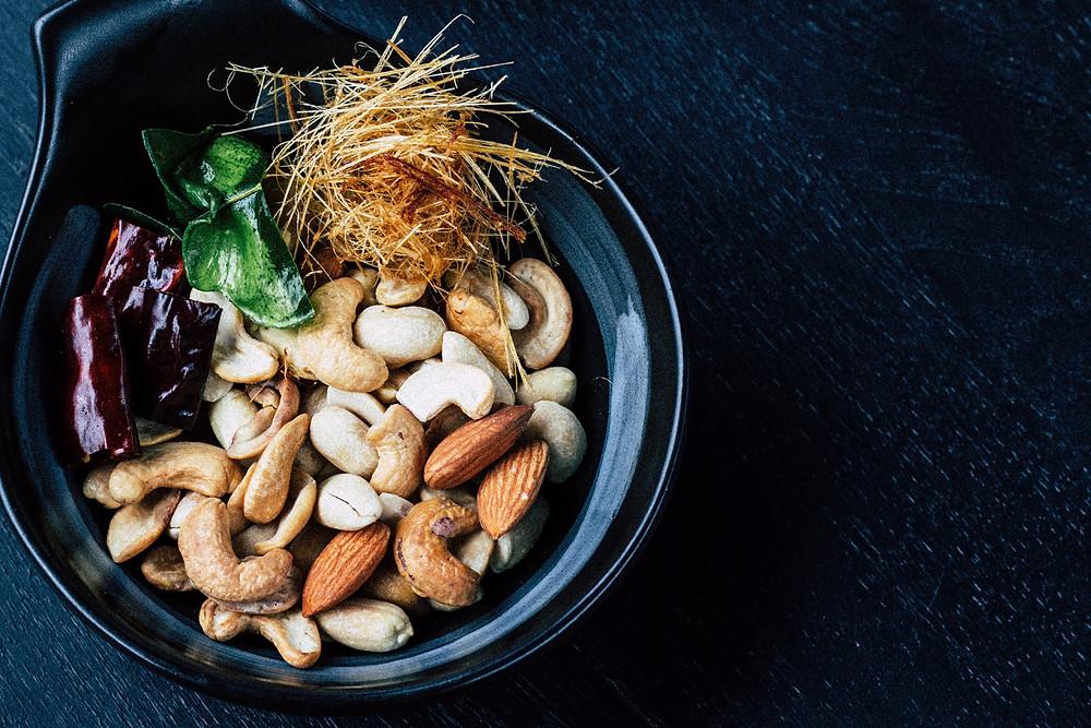 Nüsse sind die perfekte Proteinquelle