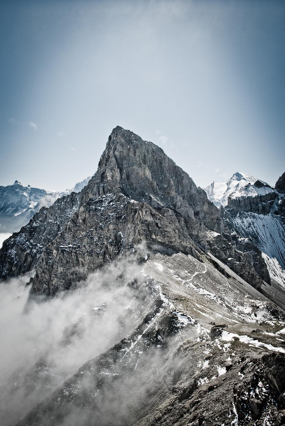 Wandern in den Alpen mit DAYO COCO