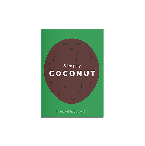 Buch: Simply Coconut - Einfache vegane Rezepte rund um die Kokosnuss