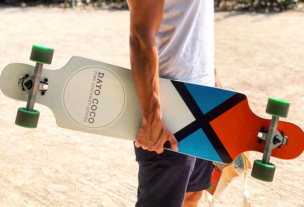 DAYO COCO MCT Öl für Skater