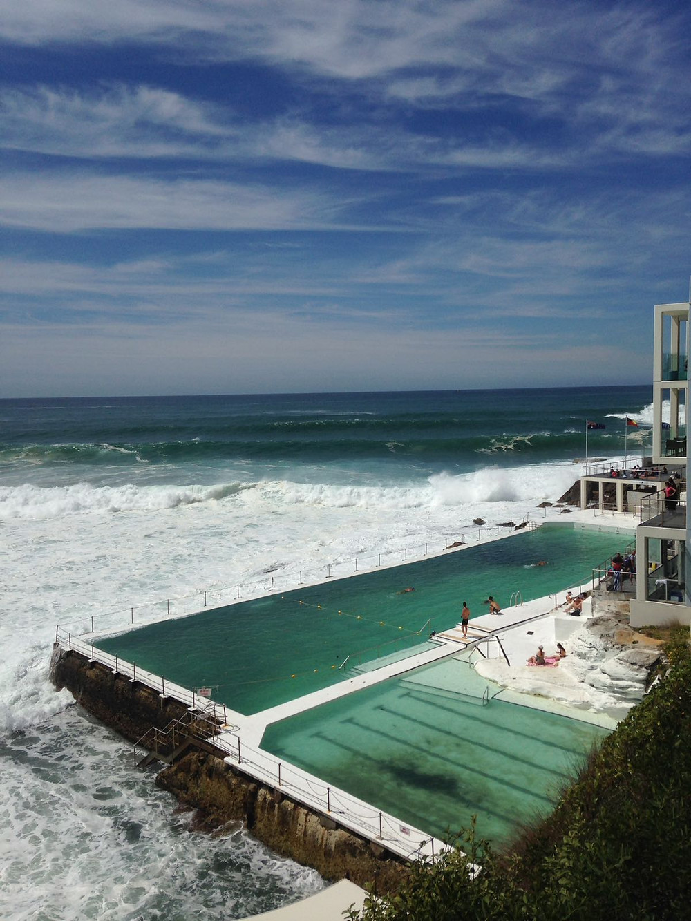 Bondi Beach, Sydney Dayo Coco