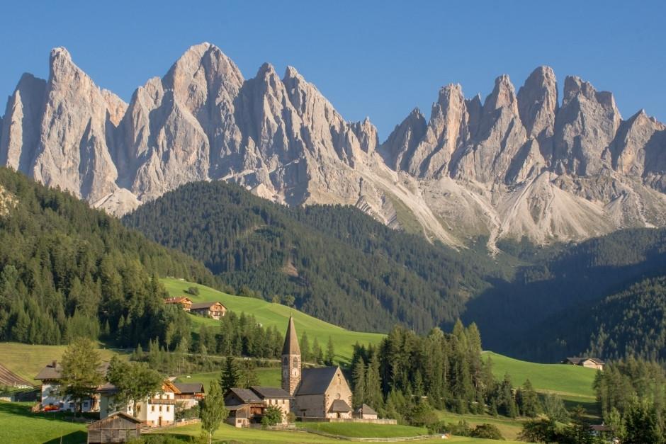 St. Magdalena, Dolomiten dayo coco