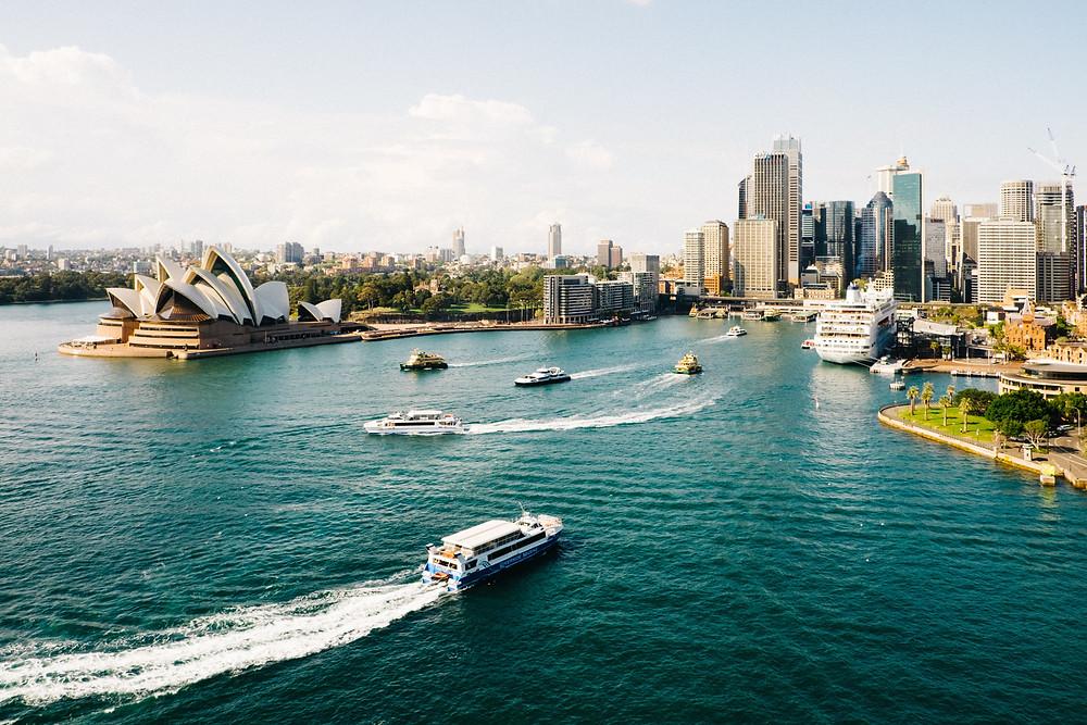 Sydney Opera Dayo Coco