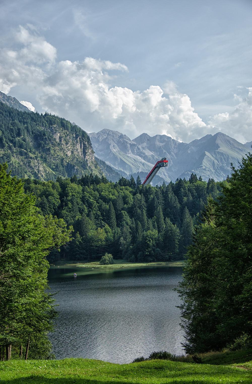 Alpenüberquerung von Oberstdorf