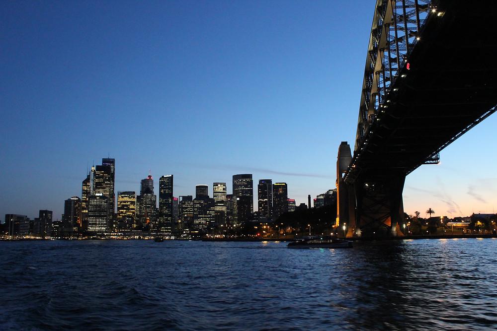 Sydney Skyline Dayo Coco