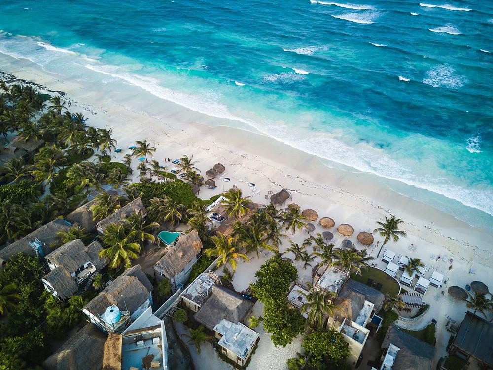 Playa Paraiso Tulum Beach