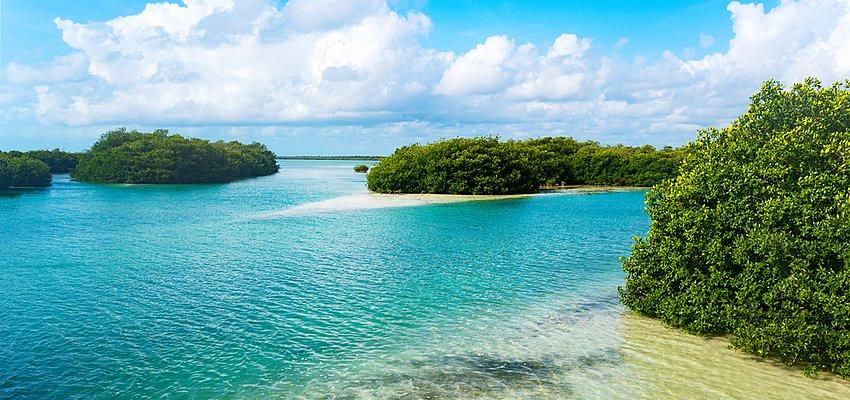 SIAN KA'AN Nationalpark Tulum