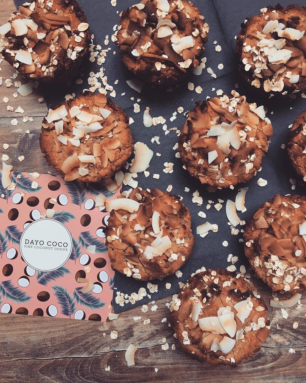 Rezept für Vegane Apfel Zimt Muffins