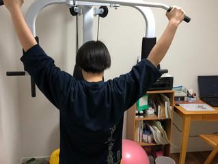 リハビリトレーニング!