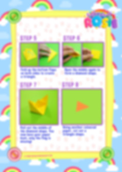RS561_Craft - Raggles Paper Boat - Page