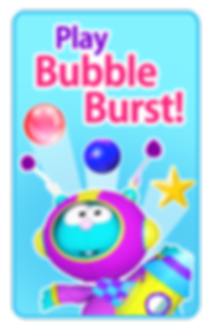 Everything's Rosie Bubble burst game