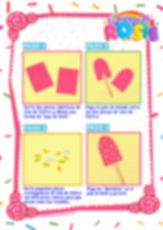 Spanish - Rosie's Felt Ice Pop - Page 3.