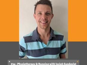 Jeziah Sundqvist - Chronic Pain, Running & Physiotherapy
